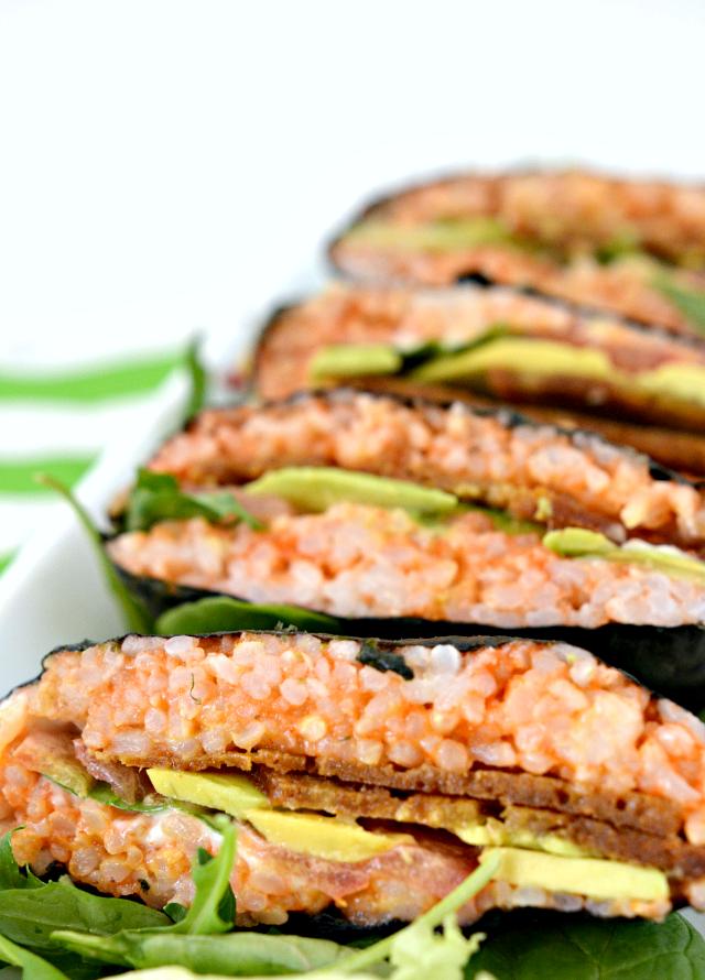 Onigirazu recipes, vegan Onigirazu, vegan Onigirazu recipe, blt Onigirazu, blat Onigirazu, vegan blt Onigirazu, vegan onigiri, vegan onigiri recipes